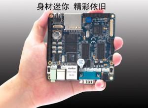 赠品促销!64M原版mini2440单板 ARM9 S3C2440开发板!北航博士店