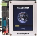 256M mini2440 3.5触摸屏LCD USB转串口 赠国嵌4DVD 北航博士店