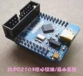 LPC2103核心模块/最小系统板 ZLPC2103 【北航博士店