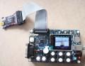 LPC2103开发板 TFT真彩屏 ULINK仿真器套件 ZLPC2103【北航博士店