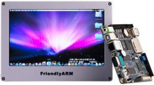 256M mini2440开发板 7寸LCD触摸屏!S3C2440 34DVD选【北航博士店