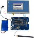 天漠DevKit2000 WG7210 WiFi蓝牙评估/锂电池/7寸屏【北航博士店