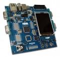 EM-LPC1700开发板+2.4寸屏 LPC1766 LPC1768 LPC1758【北航博士店