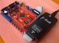 STM32开发板103ZET6 J-LINK V7仿真器CAM I2C PMW AD【北航博士店