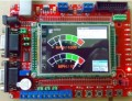 Cortex-M3开发板+2.8寸触摸屏CAN/SPI MDK测试源码【北航博士店