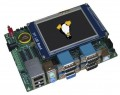 天漠SBC9261 3.5寸触屏AT91SAM9261S WinCE Linux【北航博士店