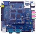 TE9263 AT91SAM9263开发板 TE-9263开发板VGA TV CAN【北航博士店