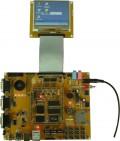 YL-LPC3250开发板+3.5触摸屏YL-LCD35 wince6.0 NXP【北航博士店