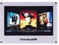 友善原厂全新群创7寸LCD触摸屏 /mini2440 micro2440【北航博士店