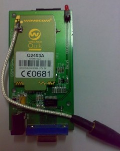 Q2403 GSM模块GPRS 配ARM9 S3C2440开发板 utu2440【北航博士店