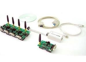 带实验ZigBee CC2431 DK 开发板 无线定位开发套件【北航博士店