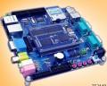 TE2440-III开发板TE2440V3最豪华适用S3C2440开发平台 北航博士店