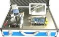 达芬奇图像处理开发套件EL-DM6437(8寸屏摄像头XDS510+北航博士店
