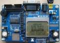 LM3S102性价比最高的超值ARM开发板单色84x48点阵液晶 北航博士店