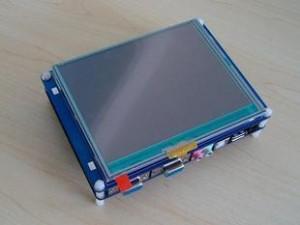 5.6寸真彩屏TFT LCD液晶屏触摸屏 FL2440 OK2440【北航博士店