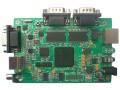 QXD-DM642DVS开发板TMS320DM642 RS485 RS422赠 2DVD【北航博士店