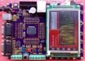 Cortex-M3(103VCT6)开发板+3.2寸触摸屏 MP3解码芯片【北航博士店