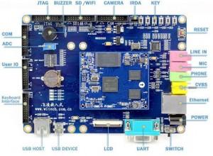 飞凌OK6410开发板ARM11 S3C6410 Android-2.01!【北航博士店