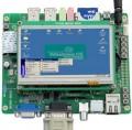 TI OMAP3530 SBC8100+5.6寸触屏 600MHz 立体声音【北航博士店
