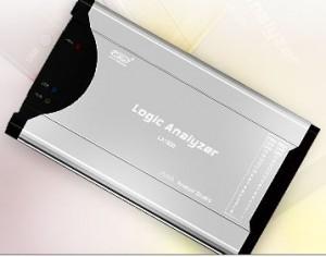 ZLG周立功 正品LA1000系列 LA1432高性能逻辑分析仪【北航博士店