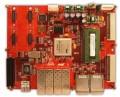 Xilinx红色飓风R5Pro Virtex-5 XC5VSX95T PCIe/DDR2/GbE/SFP/FMC