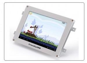 友善之臂S5PV210开发板Tiny210SDK+S80 8寸触摸屏LCD Cortex-A8