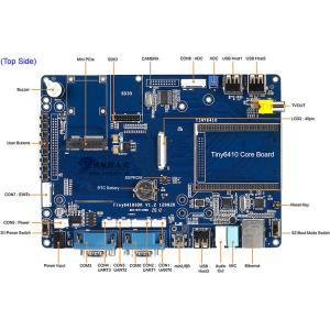 Tiny6410SDK开发板用底板ARM11友善之臂三星S3C6410不含核心板