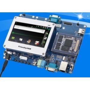 友善之臂Tiny210 SDK 5寸TFT高清屏LCD S5PV210 Cortex-A8开发板
