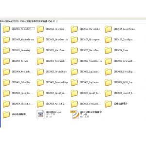 SEED-DTK VPM642开发板配套资料DM642 DSP实验箱【北航博士店