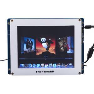 mini2440 寸8LCD 8寸8线触摸屏CCFL背光26K色640x480 北航博士店