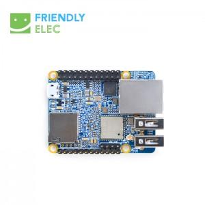 友善NanoPi NEO Plus2全志H5千兆网口IoT开发板WiFi蓝牙四核A53