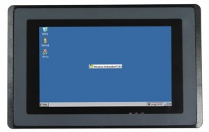 ES50T-W 扬创5寸WinCE工业平板电脑 一体机 TI工业级335X系列CPU